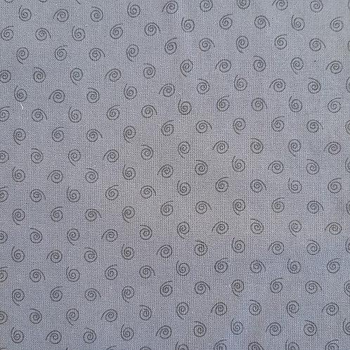 Swirls on Grey | Tone on Tone Collection | Nutex