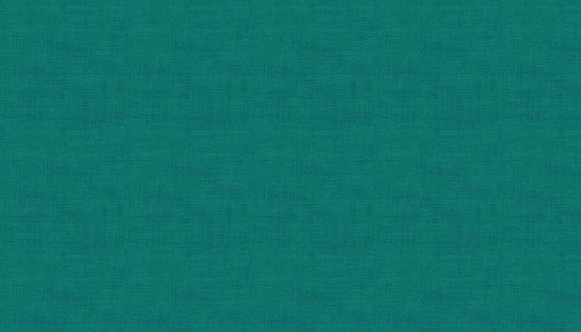 Linen Texture Teal | Basic Collection | Makower UK