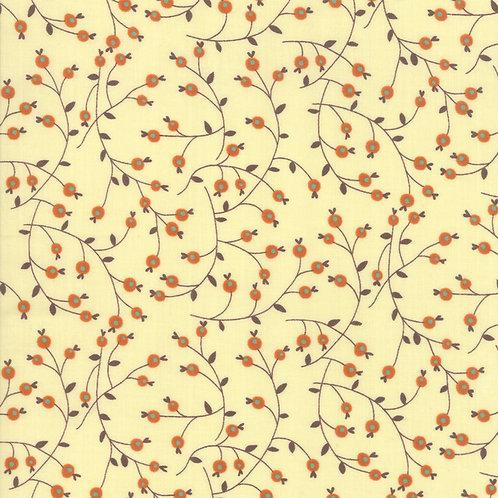 Berries in Snow | Last Bloom Collection | Moda Fabrics