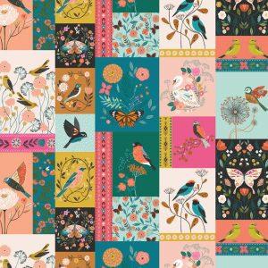Panel on Multi | Aviary Collection | Dashwood Studio