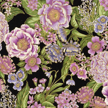Lavender | Avery Hill Collection | Robert Kaufman Fabrics