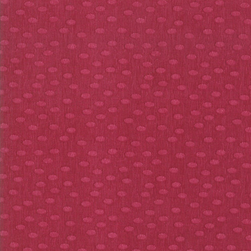 Dots on Burgundy | Painted Meadow Collection | Moda Fabrics​​​​