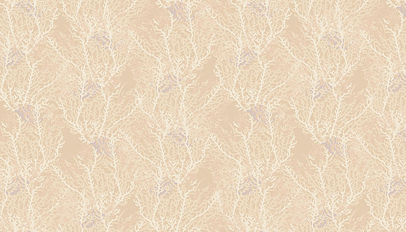 Seaweed Cream | Reef Collection By Beth Studley | Makower UK