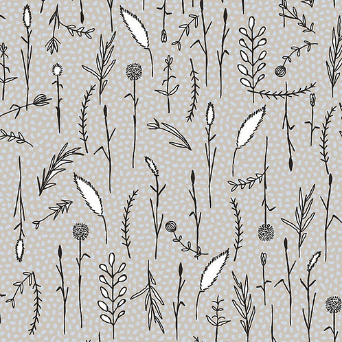 Nature in Sand | Wolly Bear | STOF Fabrics