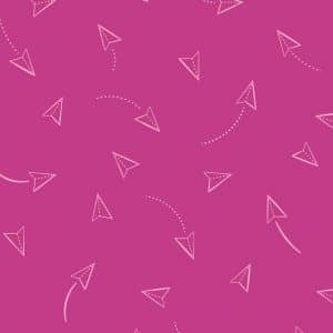 Arrows on Berry | Great British Quilter Collection | Dashwood Studi