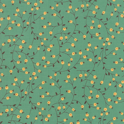 Berries in Mist | Last Bloom Collection | Moda Fabrics