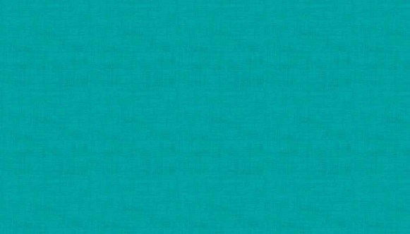 Linen Texture Turquoise | Basic Collection | Makower UK