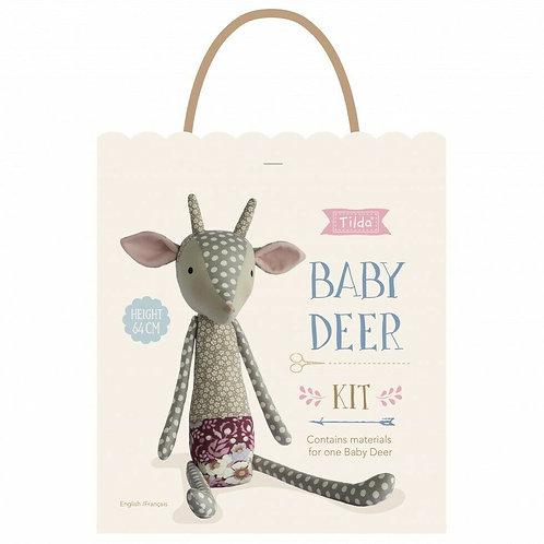 Baby Deer Kit  | Lazy Days Collection | Tilda