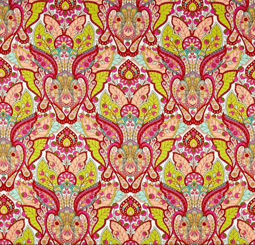 The Hare in Orange | Tula Pink Greatest Hits Collection | Free Spirit Fabrics