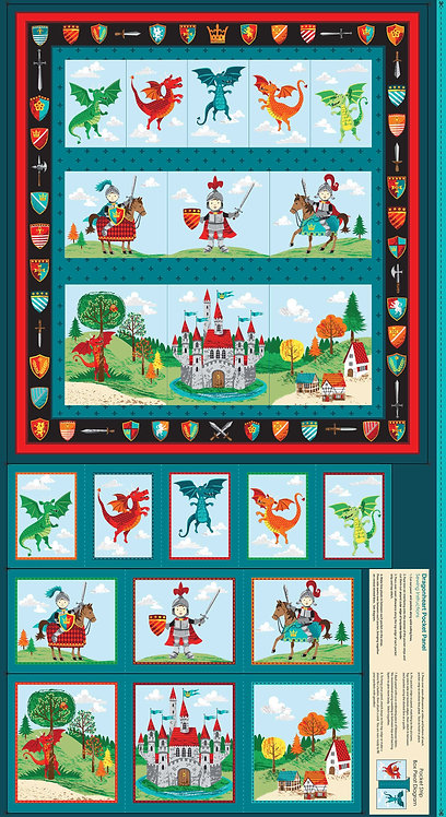Dragonheart Pocket Panel | Dragonheart | Makower UK