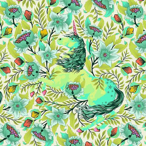 Imaginarium in Feolic | Tula Pink - Pinkerville | Free Spirit Fabrics