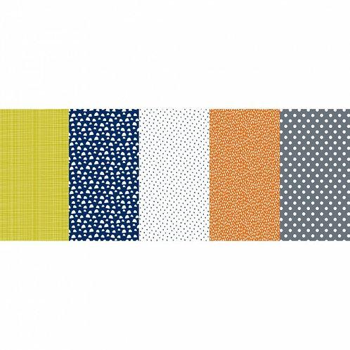 Stripe | Ocean Life Collection  | Nutex Fabrics