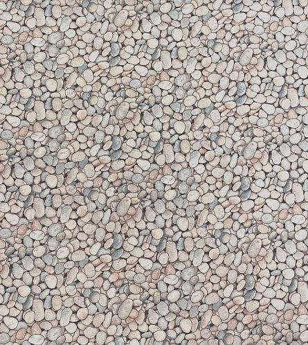 Pebbles White | Landscape Medley Collection | Elizabeth's Studio
