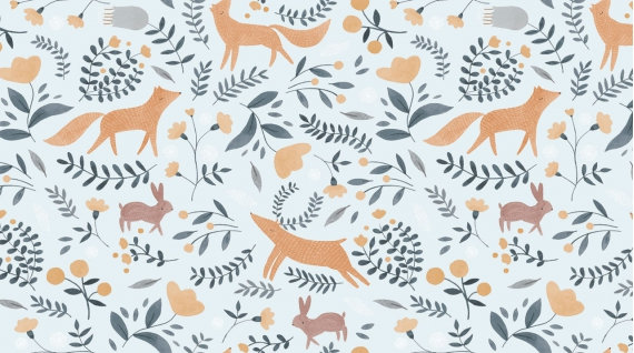 Wild at Heart in Skylight   Stay Wild Collection   Dear Stella