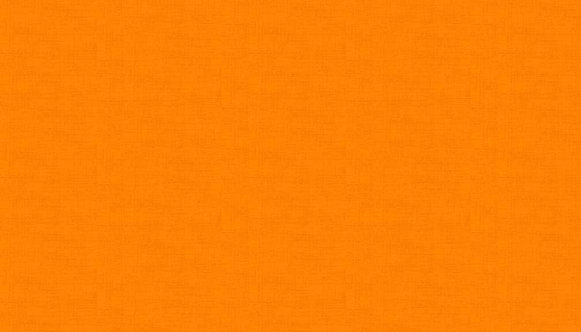 Linen Texture Orange | Basic Collection | Makower UK