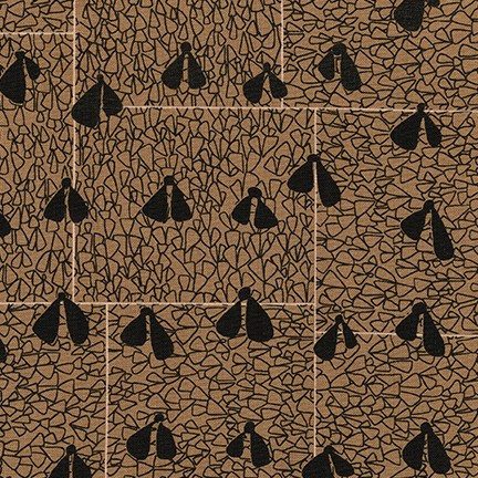 Brown Field Plain | Gleaned Collection | Robert Kaufman Fabrics