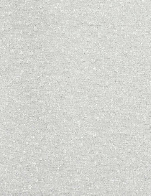 Random Dots White on White | Hue Collection | Timeless Treasures