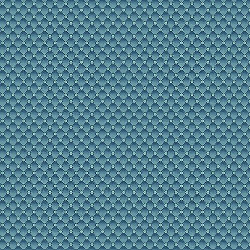 Ombre Diamond Teal/ Blue | Annabella Collection | Andover Fabrics