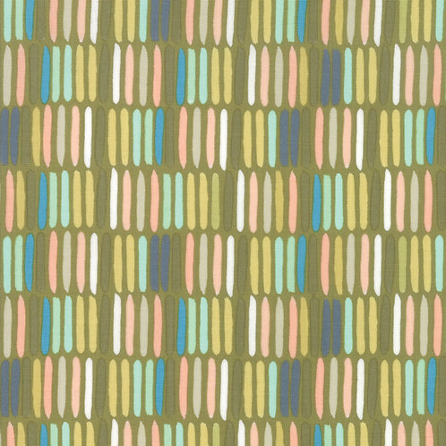 Paintbrush in Olive | Goldenrod Collection | Moda Fabrics​​​​