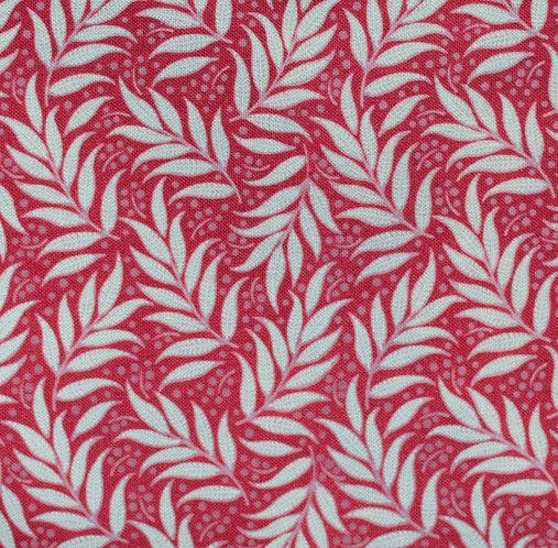 Berry Leaf Red | Cottage Collection | Tilda