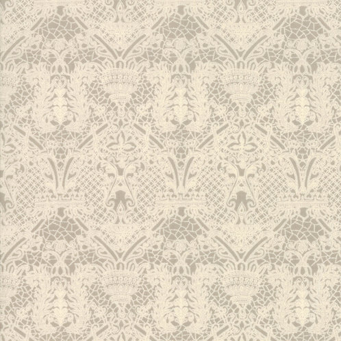Eloise Lace in Eggshell | Stiletto Collection | Moda Fabrics​​​​