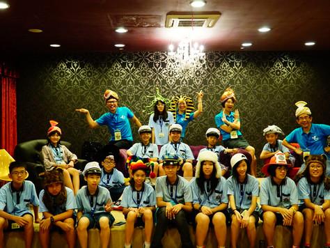 105年大同國小新加坡國際學習交流