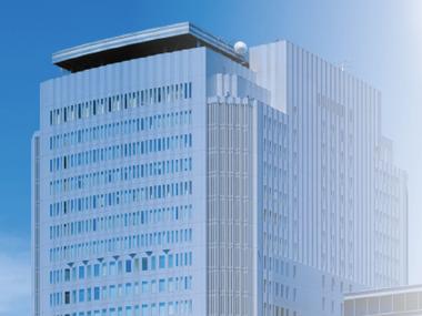 NHK名古屋放送 センタービル