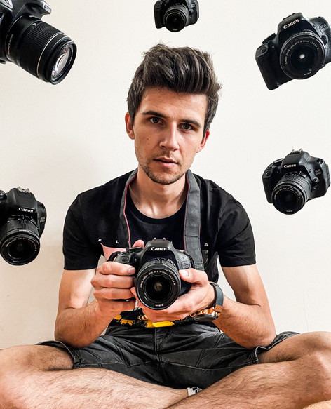Floating Cameras around me
