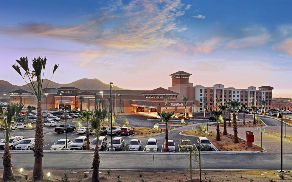 Quechan casino yuma az rv parking
