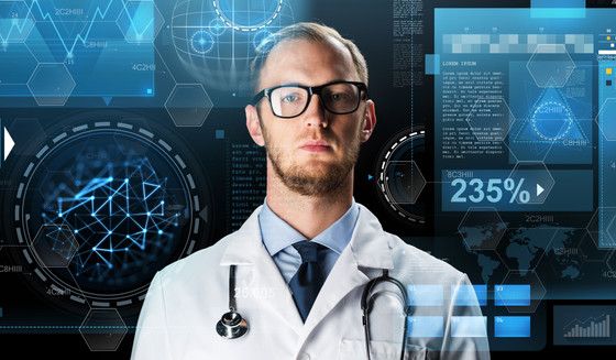 """How to find the outlier doctor in """"small data?"""""""