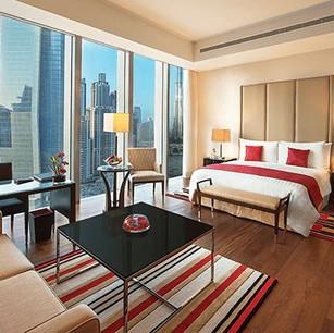 The Oberoi Dubai – квинтэссенция роскоши в сердце Business Bay с видом на Burj Khalifa