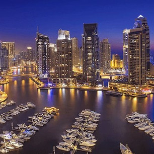 The Oberoi Dubai безмятежный отель в комфортной доступности к основным локациям Дубая