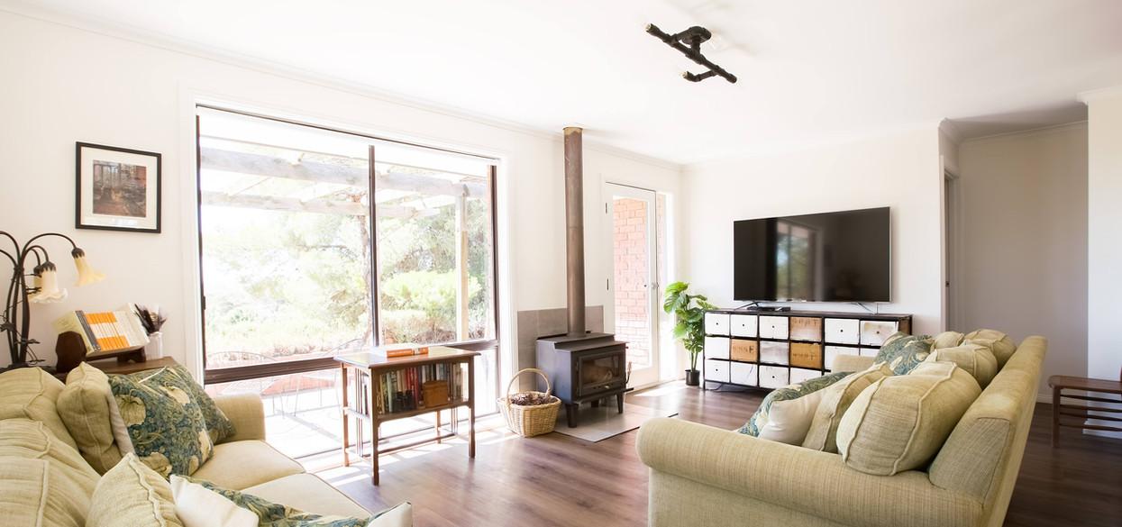 Pinecone Ridge Living Area
