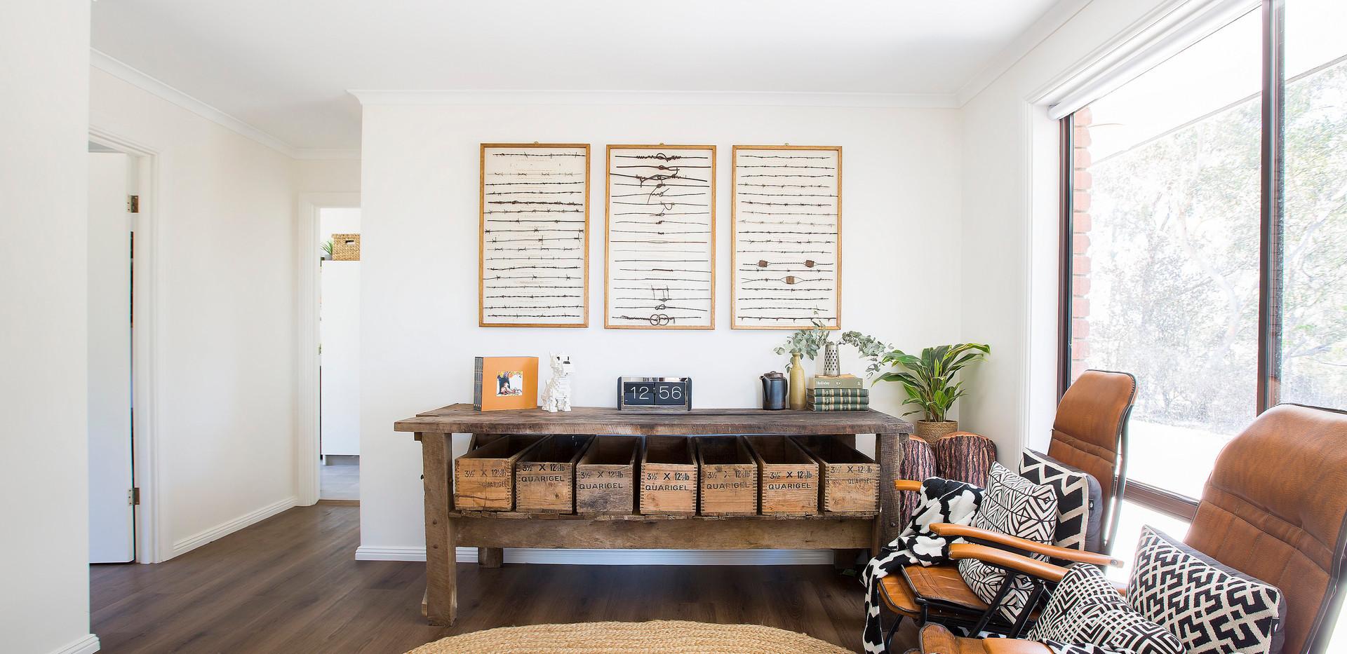 Pinecone Ridge Sitting Room