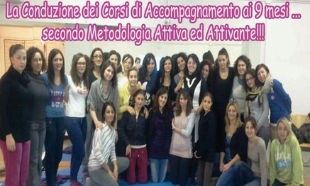 training for Italian midwifes