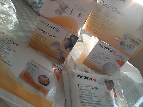 medela breastfeeding products