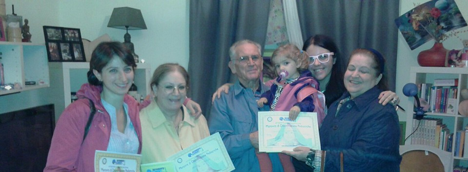 pediatric unblocking course with grandparents