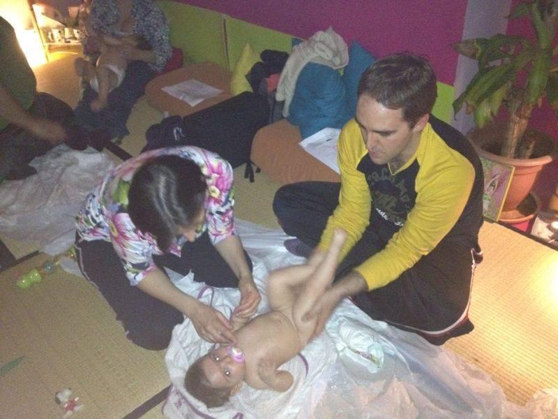 baby massage first baby ...