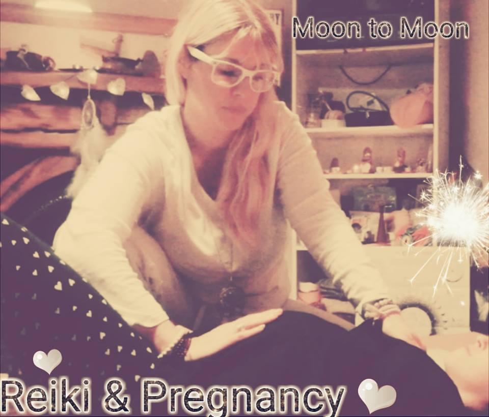 Reiki per i disagi in gravidanza