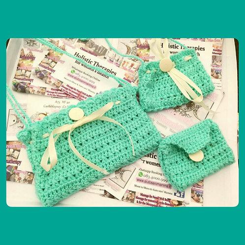 crochet handbag for girls