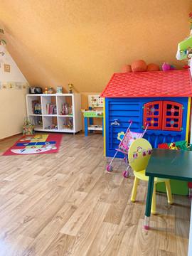 Spielzimmer der Tagesmutter