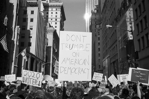 Don't Trumple on American Democracy