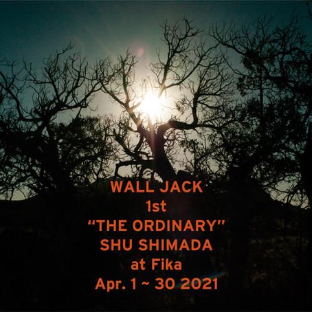 WALL JACK 1st by Shu Shimada