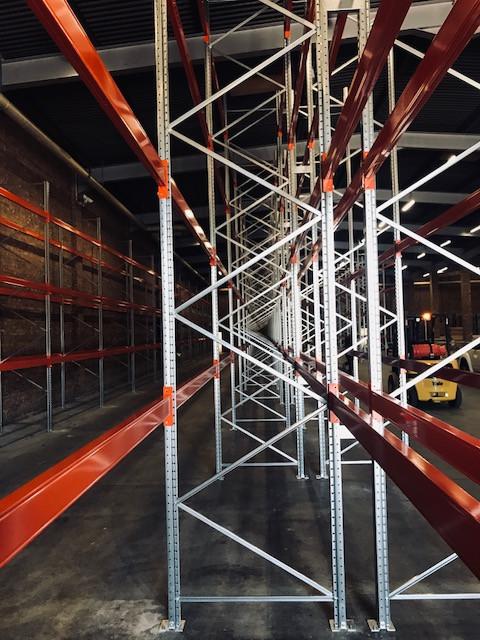 pallet racking installers