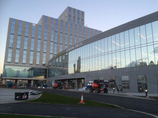 Installation InterContinental London O2