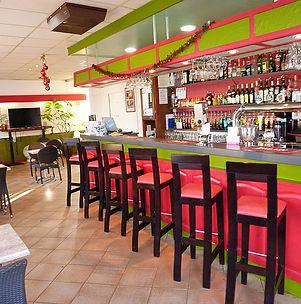 Bar de l'Hôtel 3 Magot à Dole