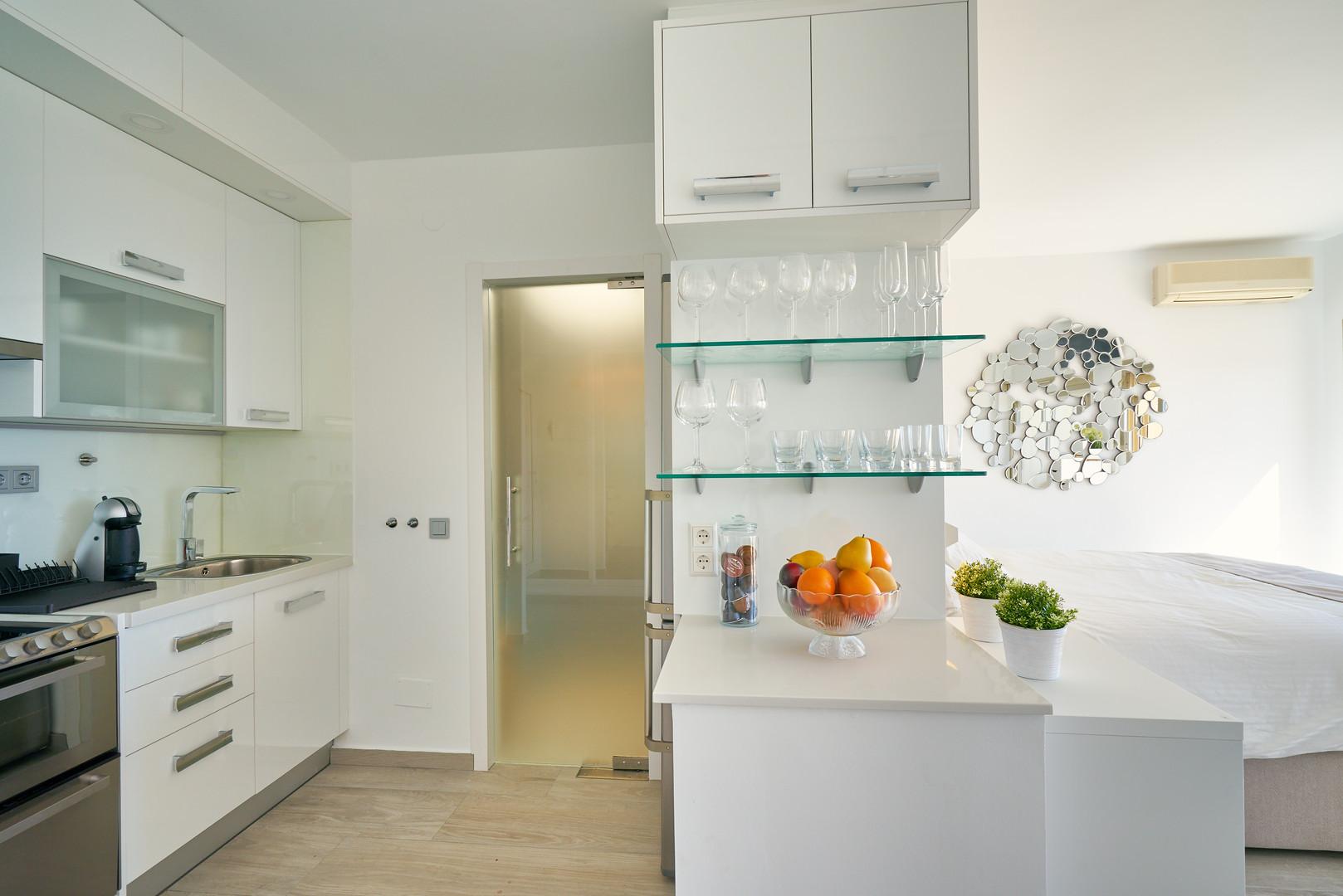 205 kitchen penthouse romana playa elvir