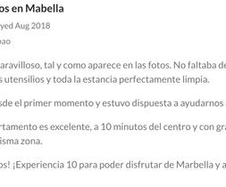 #sunnycornermarbella mejor piso en centro Marbella