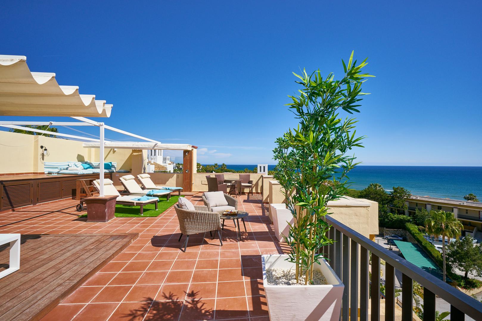 103 terrasse calle del mar de la tranqui