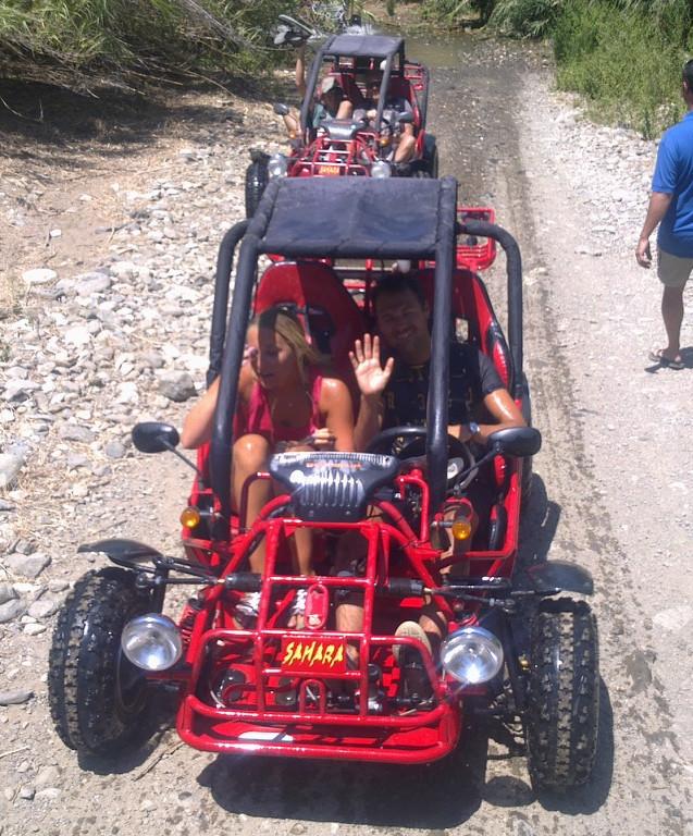 Buggy and quad tour andalucia adventure